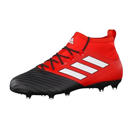 adidas Ace 17.2 Primemesh, Scarpe per Allenamento Calcio Uomo, Rosso (Red/Ftwwht/Cblack), 42 2/3 EU