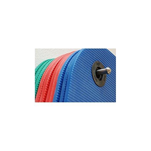 Perçage + 2 oeillets POUR Natte de Gymnastique Sissel Pro-1456/O- Certifié France Medical Industrie