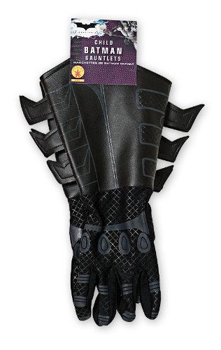 HARRY POTTER Batman Dark Knight Handschuhe für Kinder (< 10 ()