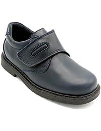 Pablosky 783620 - Zapato colegial de piel para niño