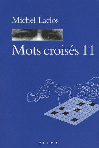 Mots croisés : Tome 11