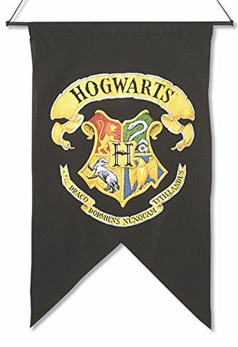 Rubies offizielles Harry-Potter-Haus-Gryffindor-Wandbanner, Faschingszubehör-Dekoration