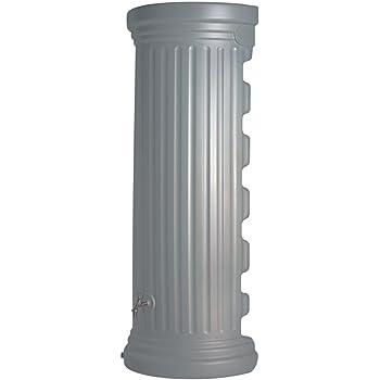 Säulen Wandtank 550 L, steingrau