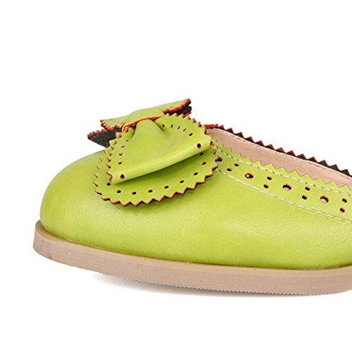 Adee , Damen Sandalen Lightgreen