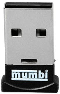 mumbi Nano Bluetooth Dongle Mini USB-Adapter Class2 EDR V2.0 50m - Windows 7 / XP / Vista / 2000 (B002T4E7L8) | Amazon price tracker / tracking, Amazon price history charts, Amazon price watches, Amazon price drop alerts