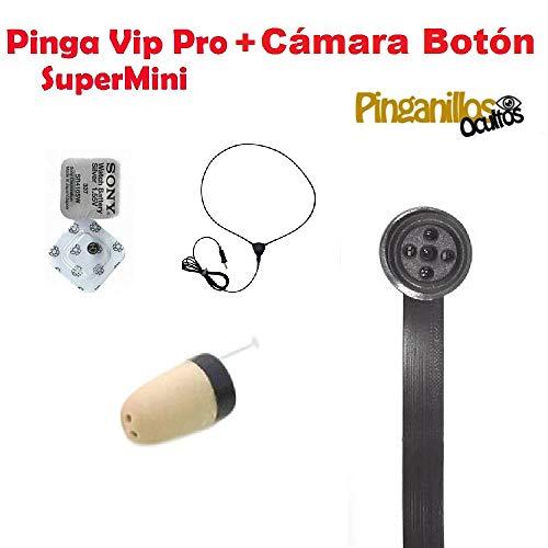 PINGA VIP PRO SUPERMINI: El PINGA VIP PRO SuperMini es el último modelo de pinga que se caracteriza por ser el más novedoso del mercado al combinar un pinga pequeño con el último modelo de collar de inducción. Al ser más pequeño que el resto, se intr...