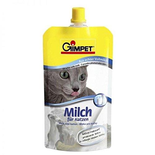 katzeninfo24.de Gimborn Gimpet Milch für Katzen 200 ml-10PACK