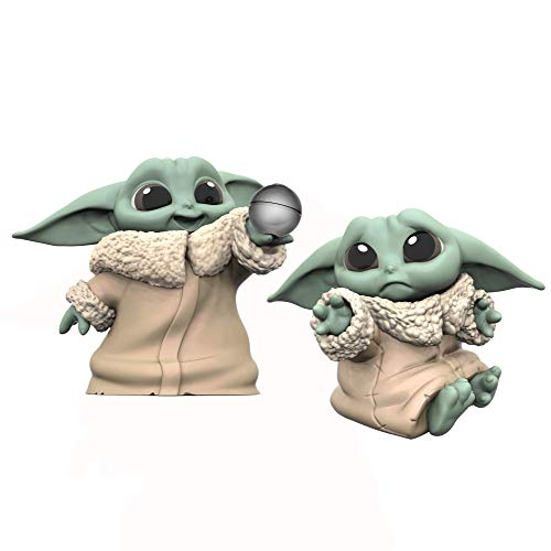 Bebe Yoda (Pack de 2 Figu