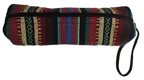 new-funky-fabric-pencil-case-make-up-bag-arte-artigianato-etnico-colourful-fairtrade