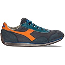 Diadora Heritage - Sneakers Equipe SW Dirty 11 per Uomo e Donna c31015a7dc6