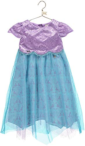 Fancy Me Mädchen Luxus-Boutique Arielle, kleine Meerjungfrau, Disney-Prinzessin, glitzernd, Party, Hochzeit, Geburtstag, Brautjungfer, Weihnachten, Feier