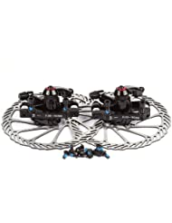 NV-5 G3 / HS1 Kit de freno de disco de bicicleta delantero + rotor trasero (freno de disco G3)