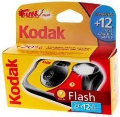 Kodak fun Flash Disposable Camera-39Expo sures 3Pack