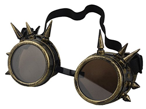 SaySure - Steampunk sunglasses women