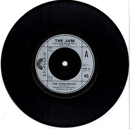 The Jam The Eton Rifles Paul Weller Mod UK 45 7