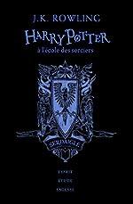 Harry Potter, I:Harry Potter à l'école des sorciers - Serdaigle de J. K. Rowling