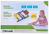 Betzold 89211 - Elektronik Lernbaukasten - Elektro-Baukasten für Physikunterricht, Experimentierkasten