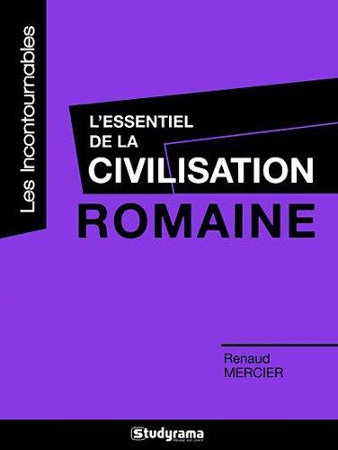 L'essentiel de la civilisation romaine
