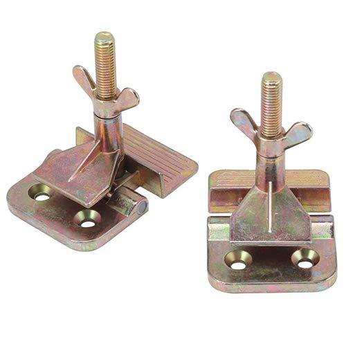 Siebdruck Schmetterlingsfutter 2 Teile/satz Metall Schmetterling Scharnier Clamp Diy Hobby Werkzeug -
