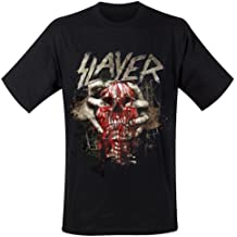 Slayer Herren, T-Shirt, Skull Clench