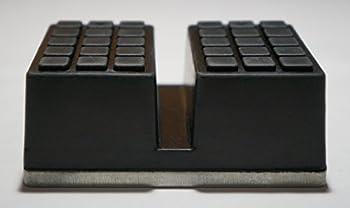 Carpropads Standard Wagenheberauflage Mit Abrutschsicherer Stahl Basisplatte 2