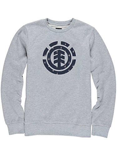 Herren Sweater Element Ikat Icon Crew Sweater (Sweatshirt Crew Icon)