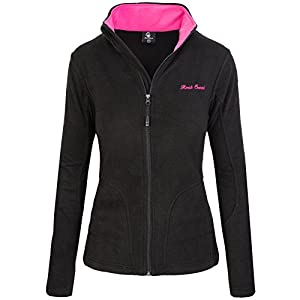 Rock Creek Damen Fleecejacke Fleece Jacke Übergangs Jacke Sweatjacke S-XXL D-389