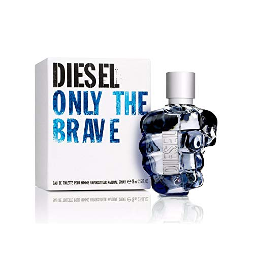 Diesel Only the Brave homme/men, Eau de Toilette, Vaporisateur/Spray, 75 ml, 1er pack