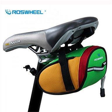 newest-bicicletta-sella-della-bici-outdoor-della-borsa-sedile-posteriore-con-velcro-verde-grey-blu