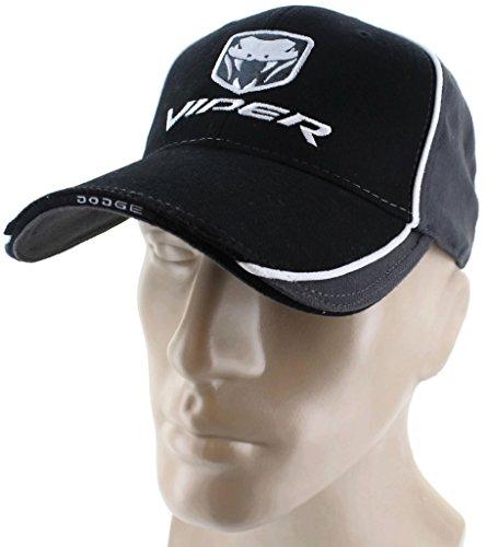 dantegts-dodge-viper-casquette-trucker-casquette-snapback-hat-srt-hellcat-logo-origine-mopar
