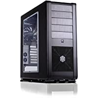 Silverstone Fortress SST-FT01B-W PC Gehäuse (ATX, 5x 5,25 externe, 7x 3,5 interne, 2x USB 3.0) schwarz