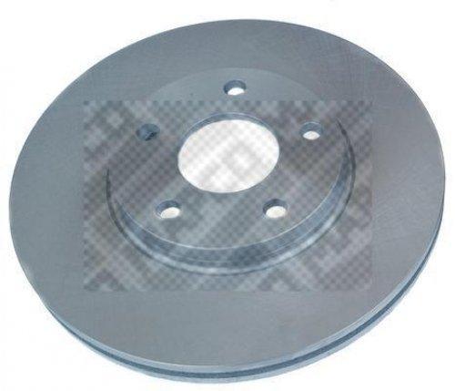 Mapco 15699 Disque de frein, 1 unité
