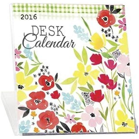 2016 CD-Calendario da scrivania, motivo Stephanie