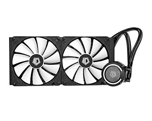 ID Cooling FrostFlow+ 280 Ventilateur pour PC Noir