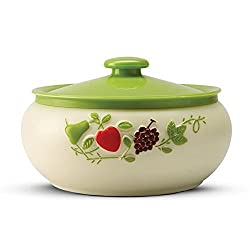 Milton Orion 1500ml Casserole , Green,(EC-THF-FTK-0011_GREEN)