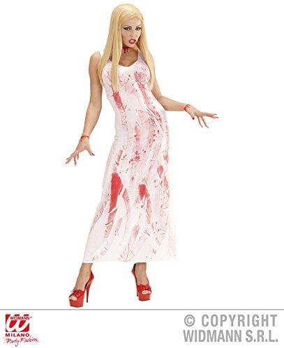 KOSTÜM - BLUTIGE MARY - S (Eine Mary Bloody Kostüm)