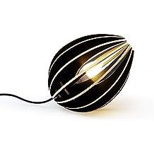 Diseño Lámpara fève Negro