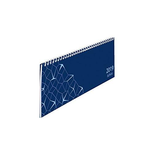 Herlitz 50017898 Schreibtischkalender Compact 2019 (Stand Kalender)