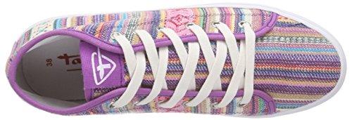 Tamaris 23611, Baskets hautes femme Multicolore - Mehrfarbig (ETHNO COMB 928)