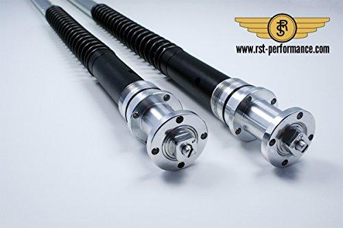 RST Cartridge Système de pour 41 mm Diamètre Tube, FX Softail, RST Support Fourchettes