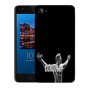 Snoogg Exercise Motivation Designer Protective Phone Back Case Cover For Lenovo Zuk Z2 / Z2 Plus