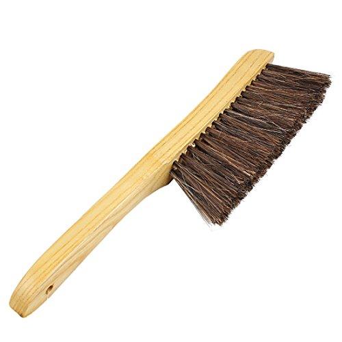 Andux Zone Bettbürste Reinigungsbürste Duster Holz Griff 12