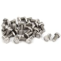 DIN EN ISO 4017 Sechskantschrauben Kunststoff Polyamid M6x20-25 St/ück DIN933