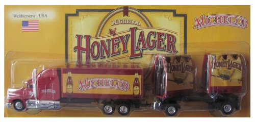 truck-of-the-world-nr-michelob-honey-lager-peterbilt-hz-mit-2-paketen-bier