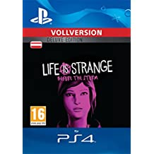 Life is Strange: Before the Storm Deluxe Edition [PS4 Download Code - österreichisches Konto]