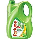 Fortune Soya Bean Oil, Refined 5L Can