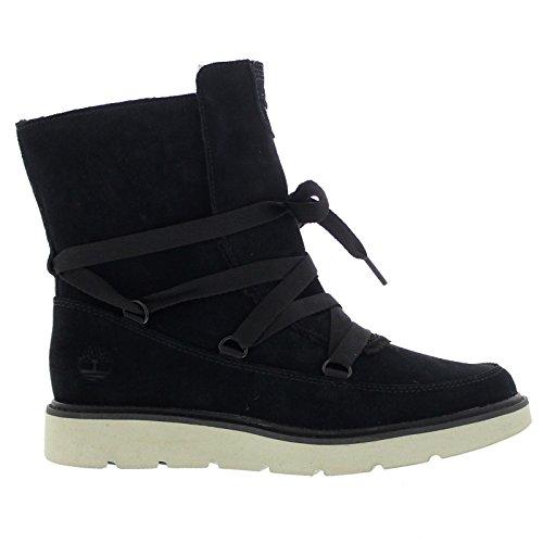 Timberland Kenniston Warm Lined Black Womens Boots Noir