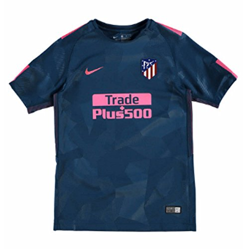 Nike Atlético de Madrid T-shirt, Enfants S Vert / rose