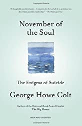 November of the Soul: The Enigma of Suicide: A Timely Investigation into the Causes, the Possibilities for Prevention and the Paths to Healing
