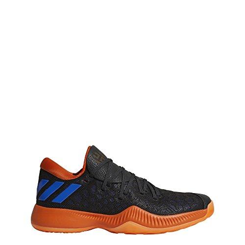 adidas Herren Harden B/E Basketballschuhe Grau (Carbon/Azalre/Roalre 000) 44 EU